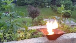 Agnihotra Feuerzeremonie 31.10.2018